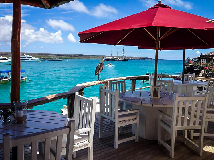 Romantic Getaways | Hotel Angermeyer Waterfront Inn Galapagos