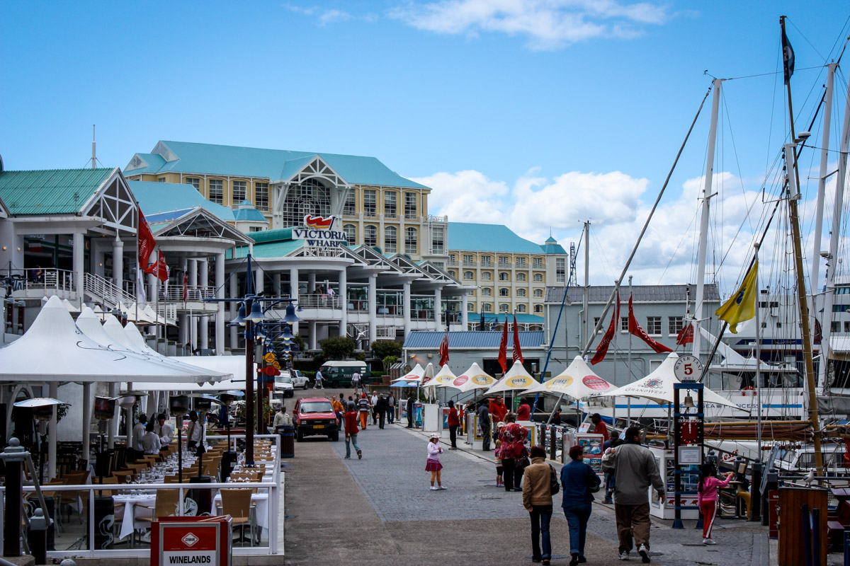 Things to Do in Cape Town   V&A Waterfront