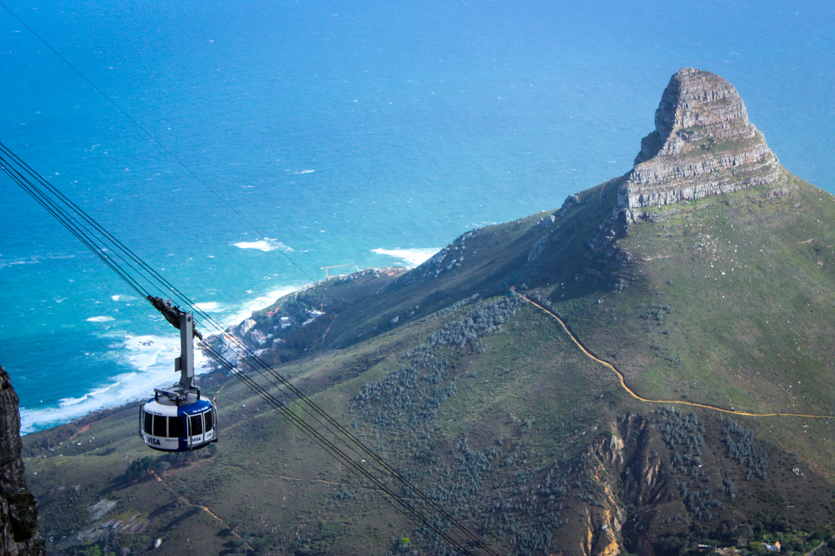Things to Do in Cape Town   Table Mountain Cable Car