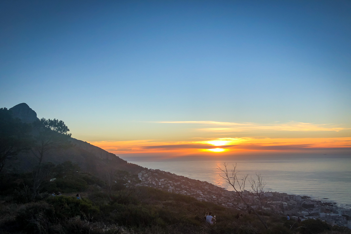 Things to Do in Cape Town   Signal Hill Sunset