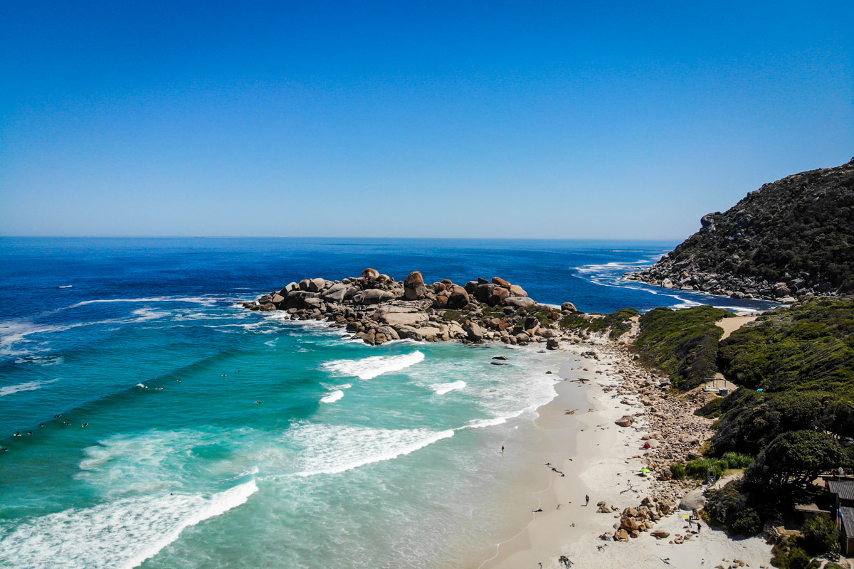 Things to do in Cape Town   Cape Town Beaches