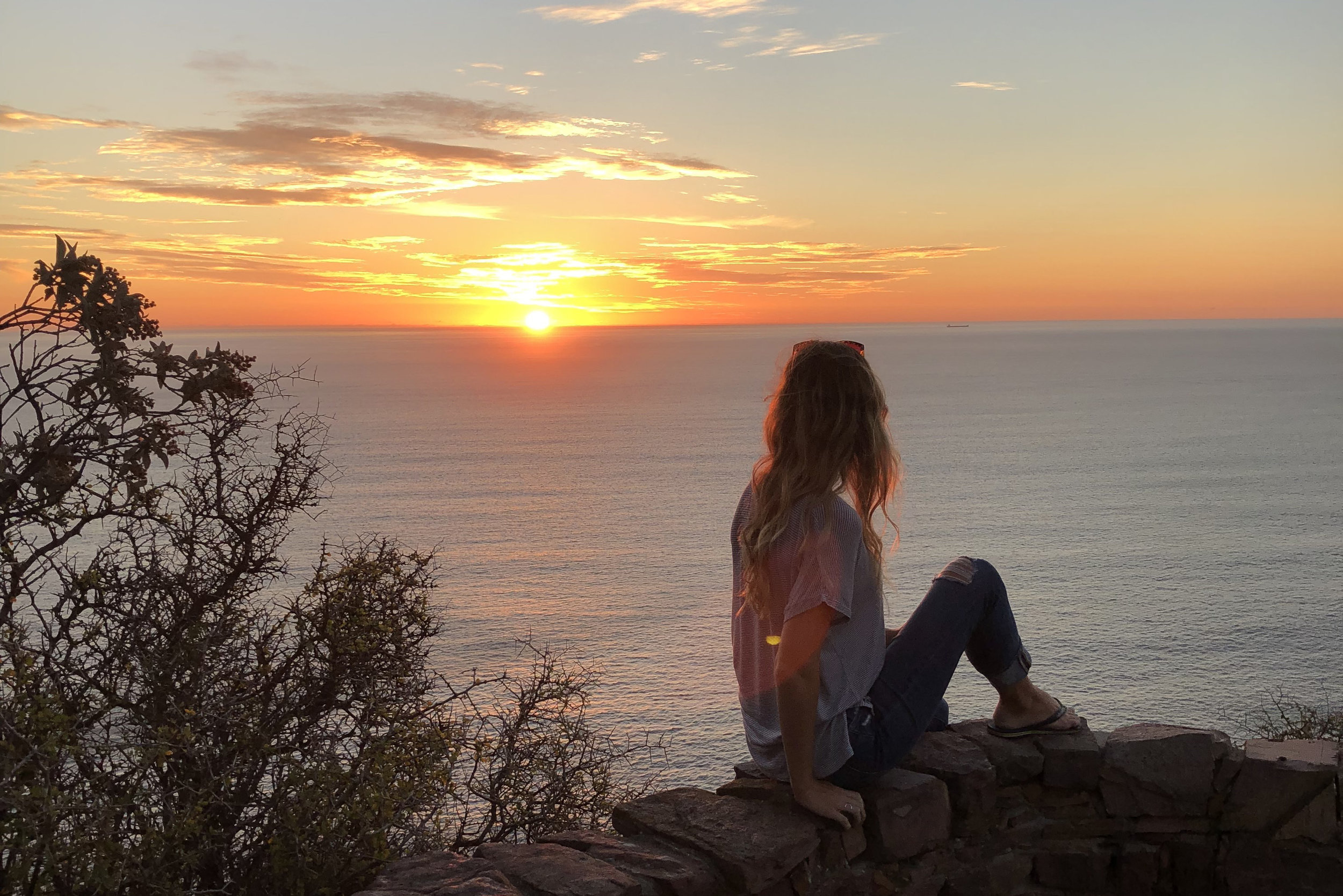 Things to do in Cape Town   Chapmans Peak Sunset