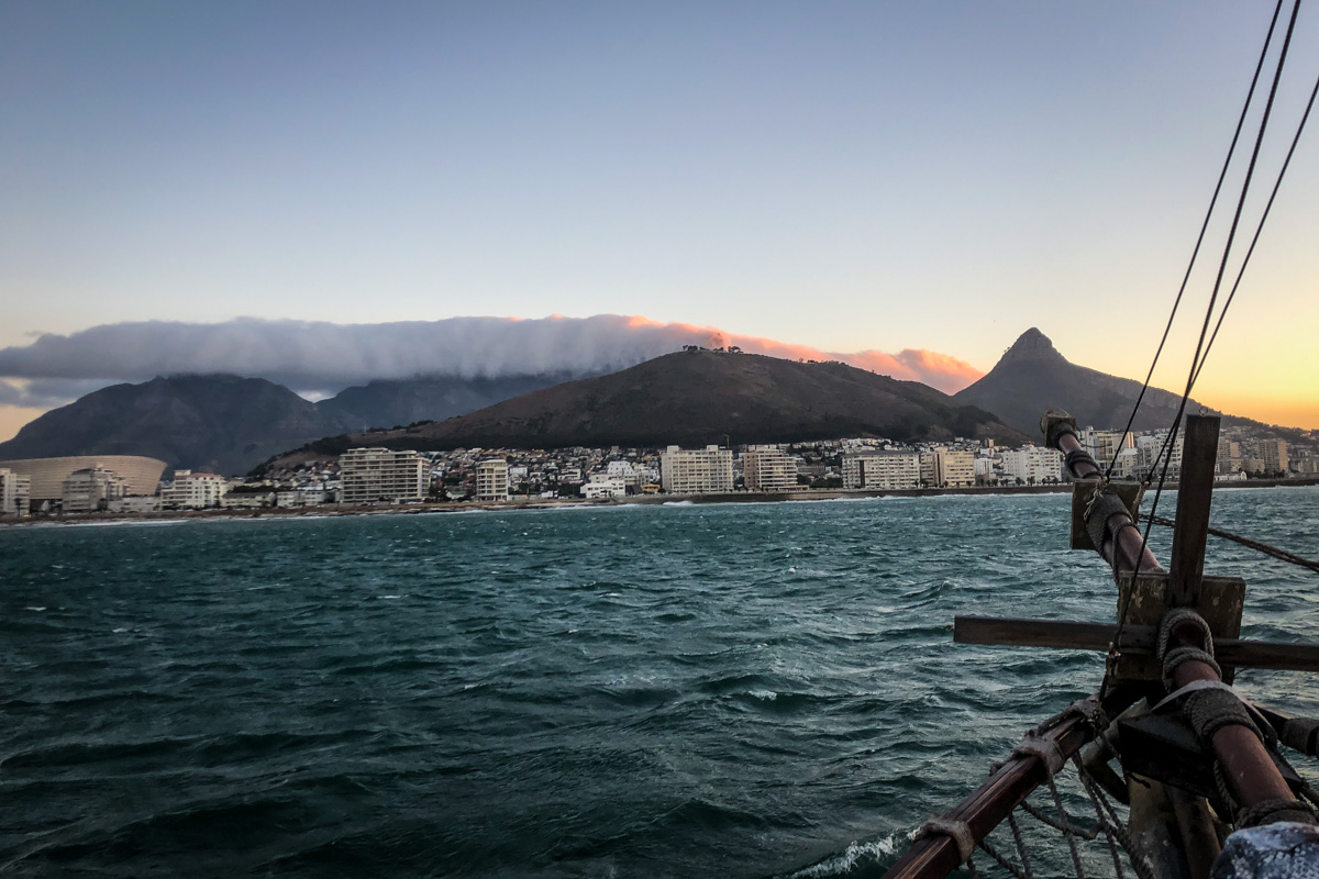 Things to do in Cape Town   Pirate Ship Cruise