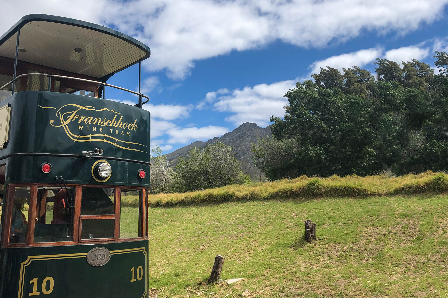 Things to do in Cape Town   Franschhoek Wine Tram