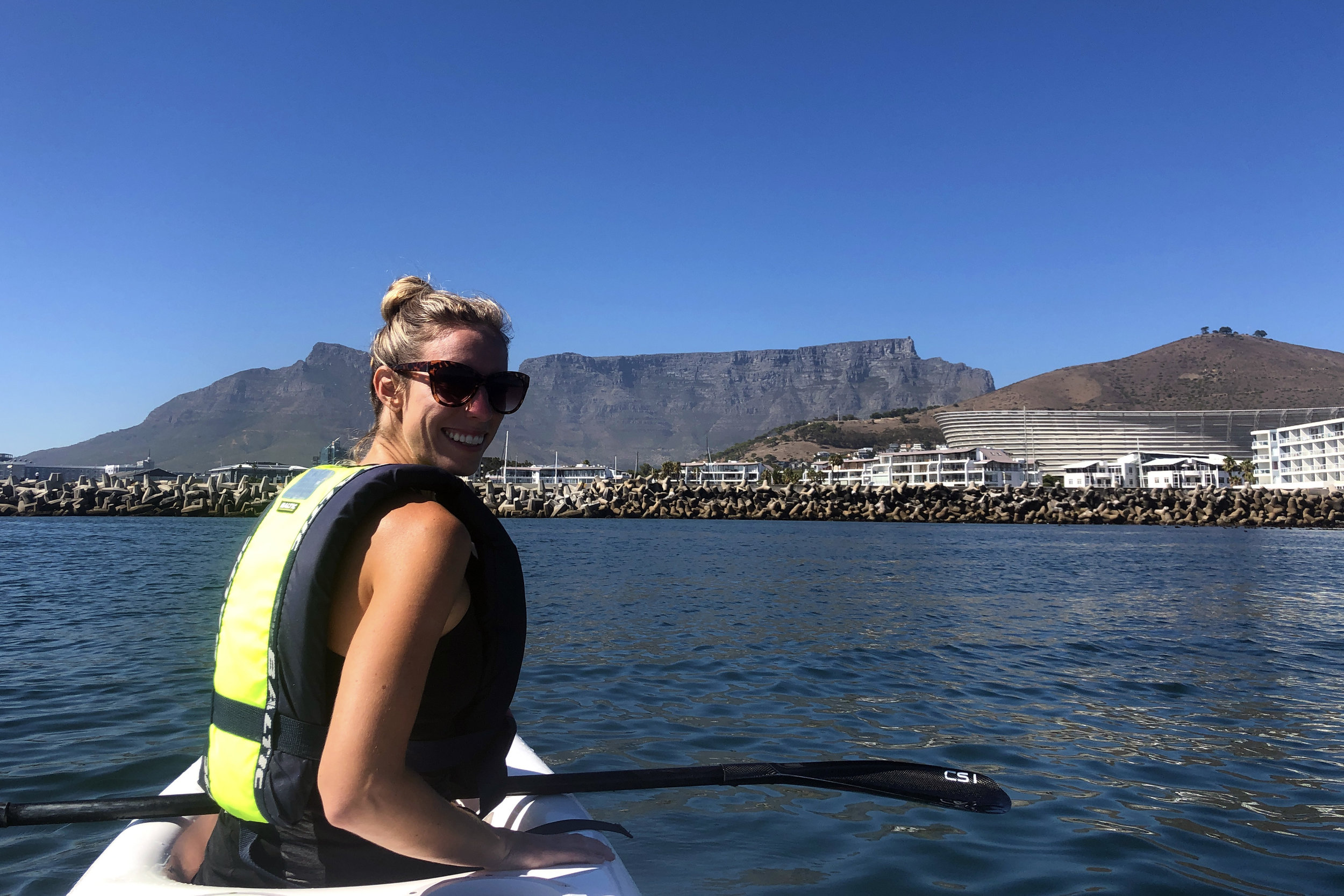 Things to do in Cape Town   Kayaking