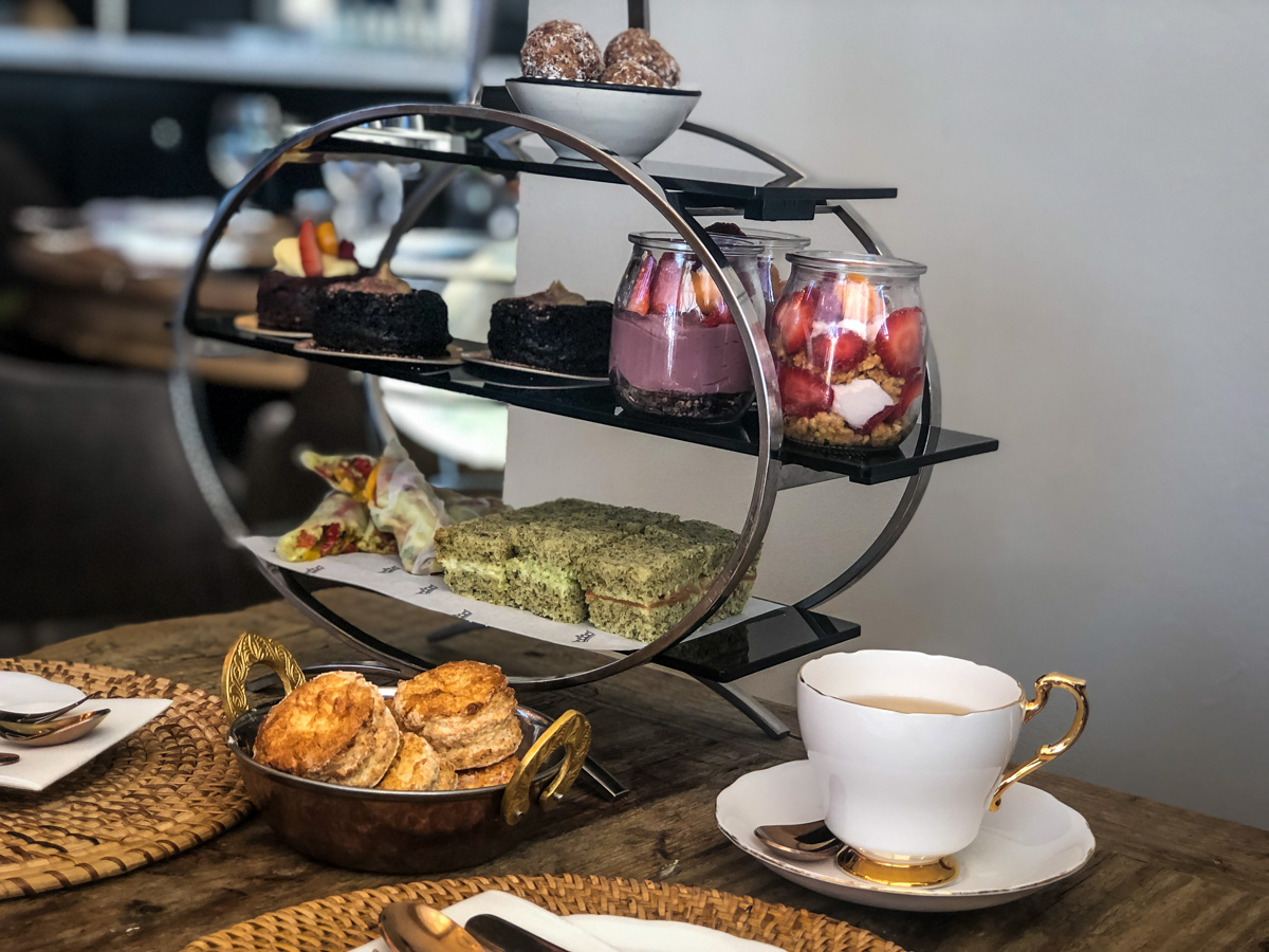 Things to do in Cape Town   High Tea at the Silo Hotel