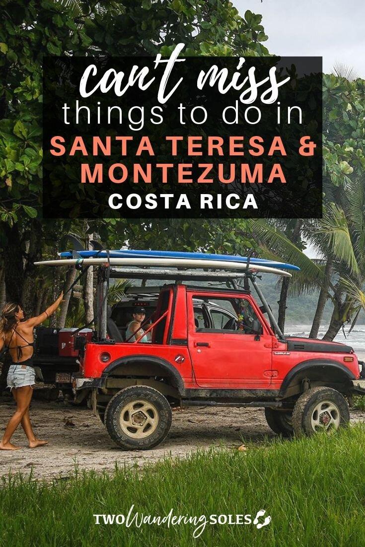 Best Things to Do in Santa Teresa and Montezuma Costa Rica