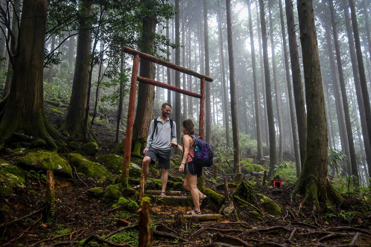 Best Time to Visit Japan Summer in Japan Hiking
