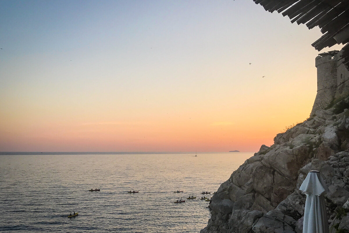 Things to Do in Dubrovnik | Take to the Water for Sunset