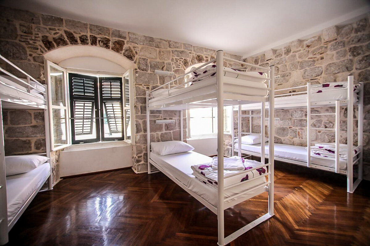 Where to Stay in Dubrovnik | Hostel Angelina