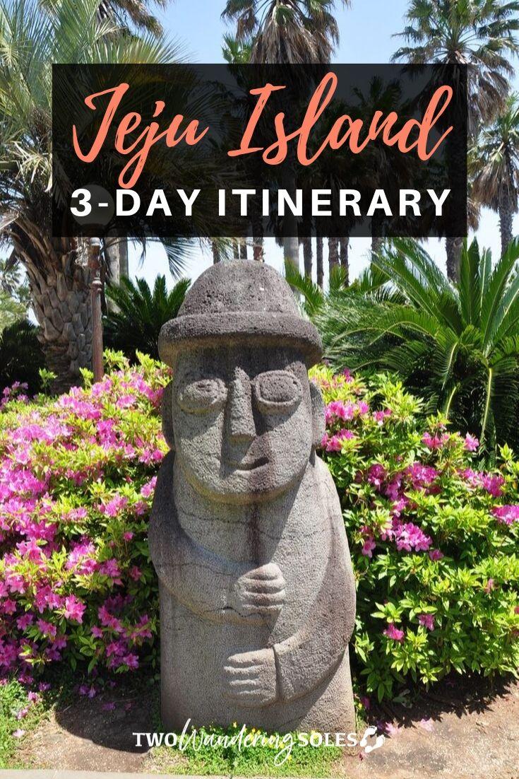 Jeju island in 3 days