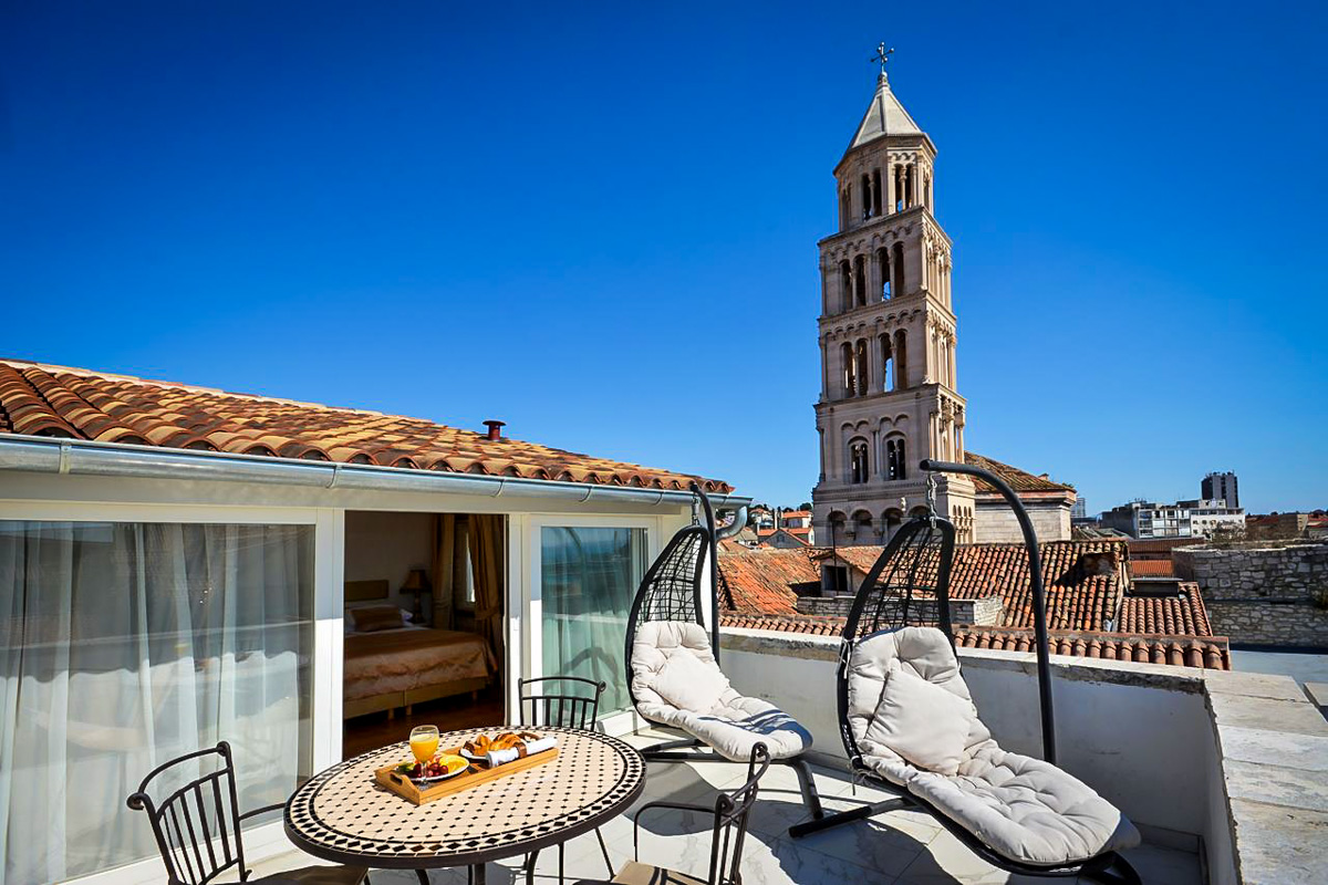 Luxury Accommodation in Split | Jupiter Luxury Hotel