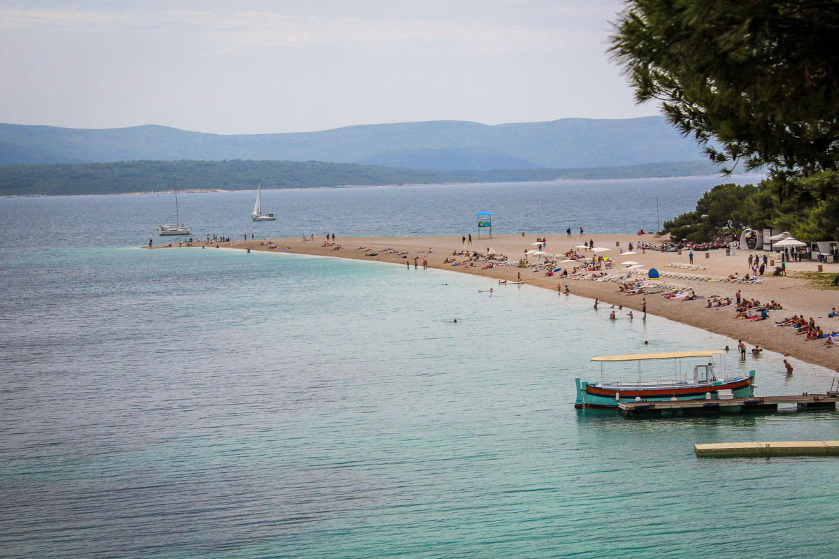 Things to Do in Croatia | Golden Horn Beach Bol