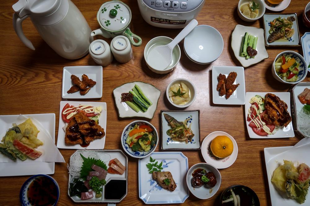 Japanese Food kaiseki