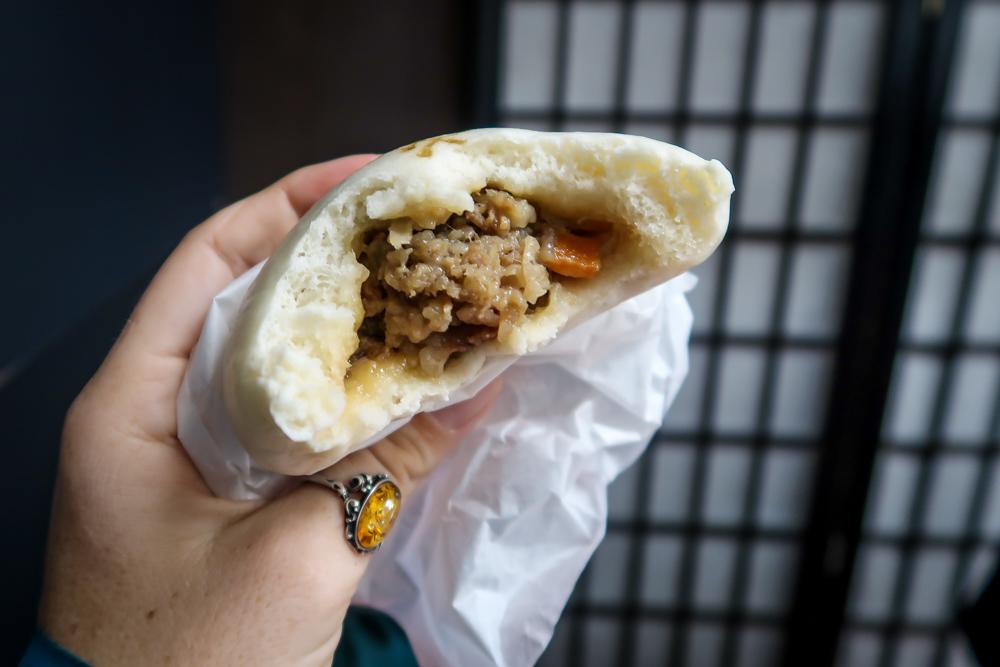 Japanese Food nikuman
