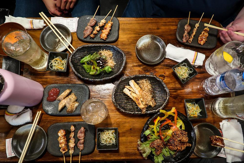 Japanese Food izakaya