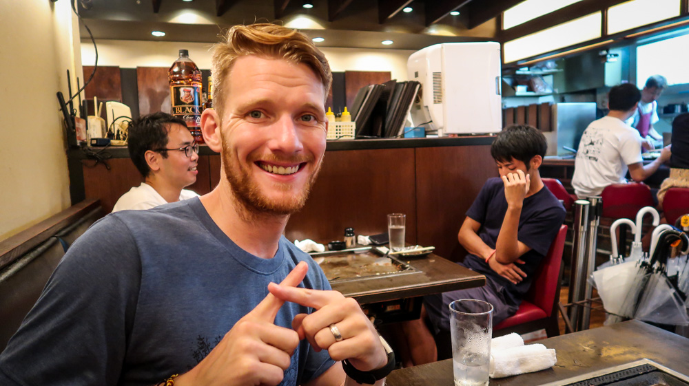 Japanese Food manners