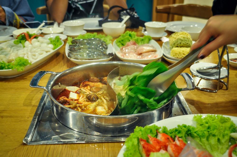 Japanese Food Shabu Shabu