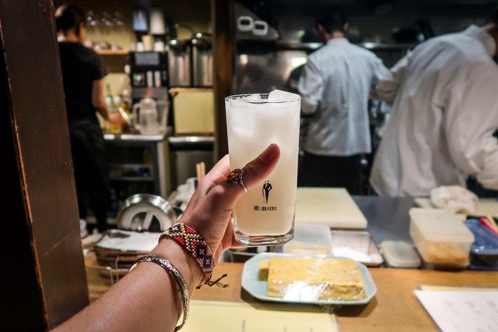 Japanese Food Sochu