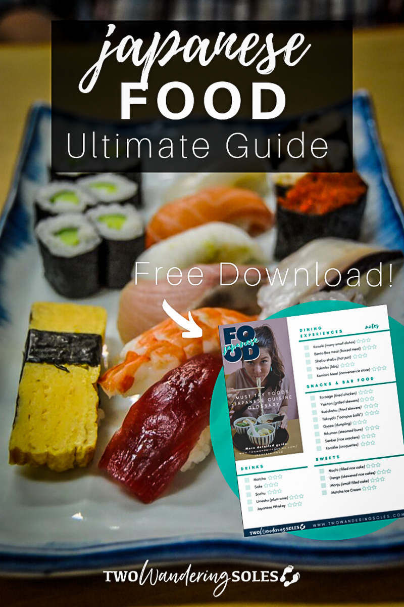 Japanese Food: Everything you need to know about Japanese Cuisine