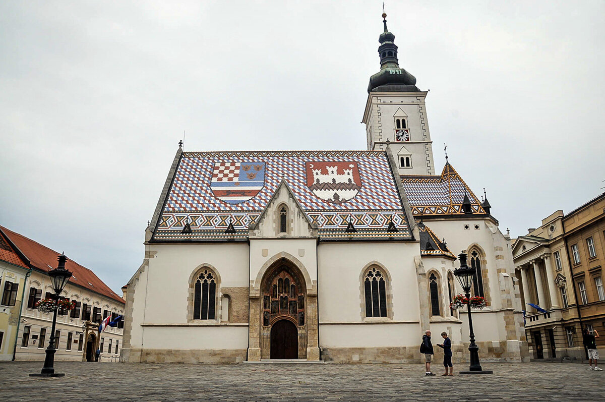 Places to Visit in Croatia | Zagreb