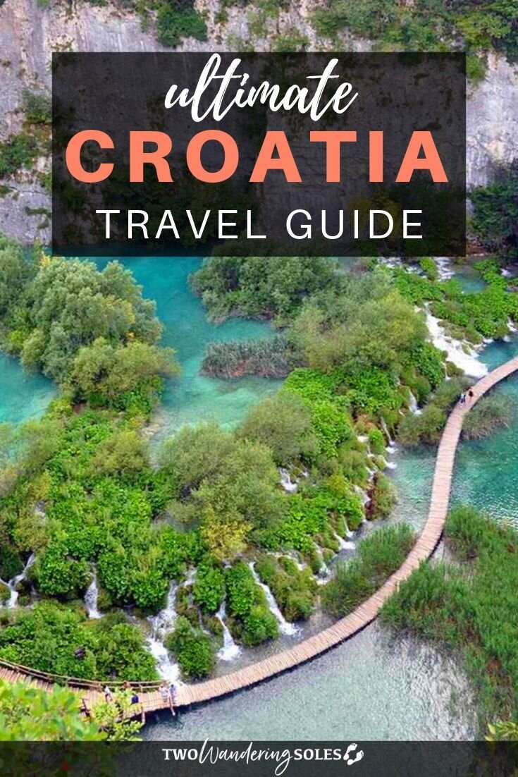 Croatia: The Complete Travel Guide | Two Wandering Soles