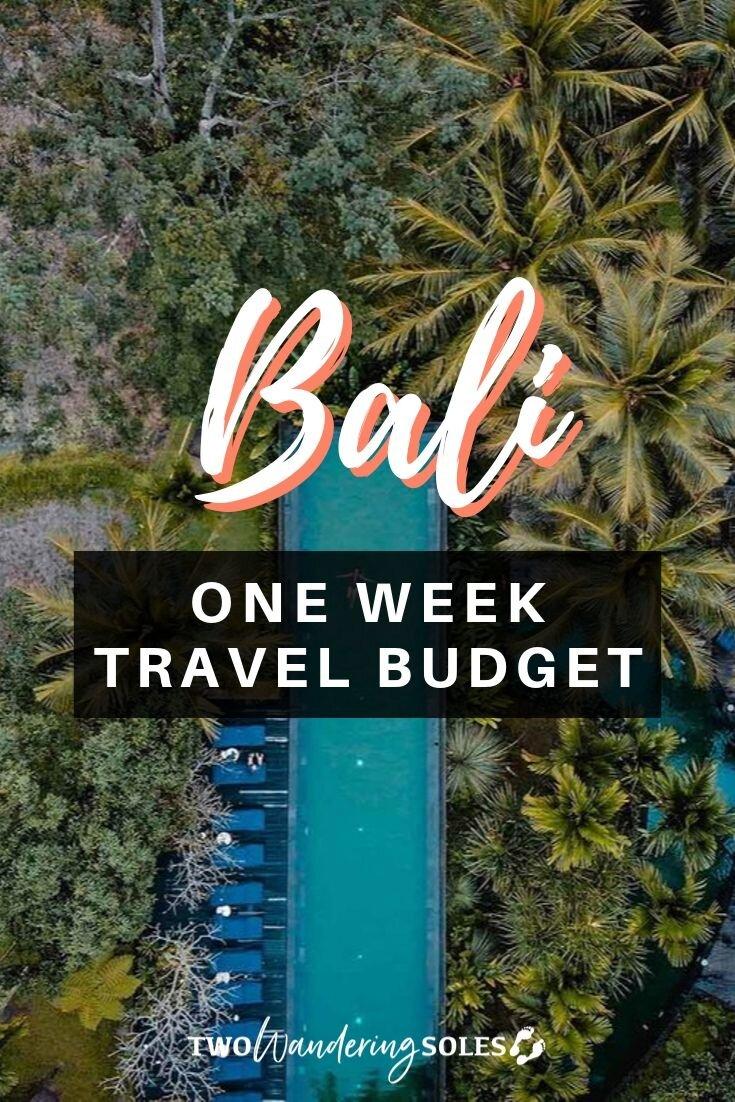 Bali Budget