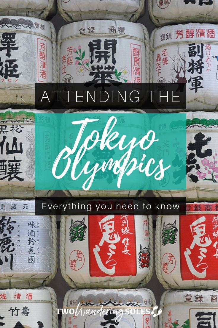 Ultimate Guide to Attending the Tokyo 2020 Olympics | Two Wandering Soles
