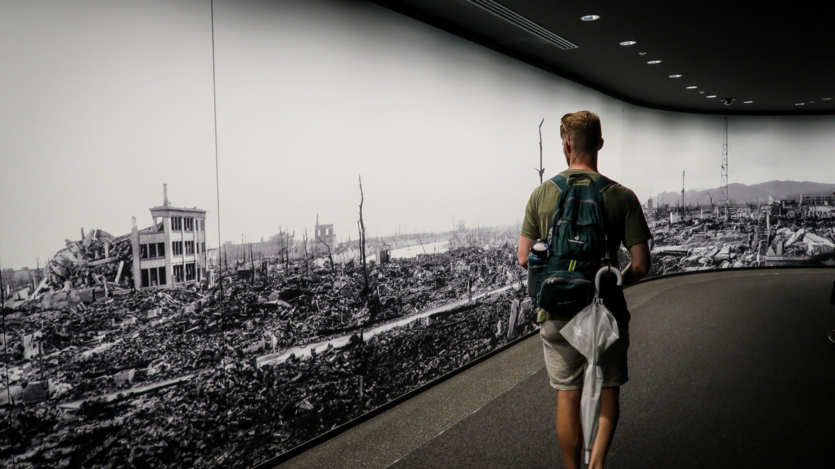 Things to Do in Osaka Japan Day Trip to Hiroshima Peace Memorial Museum