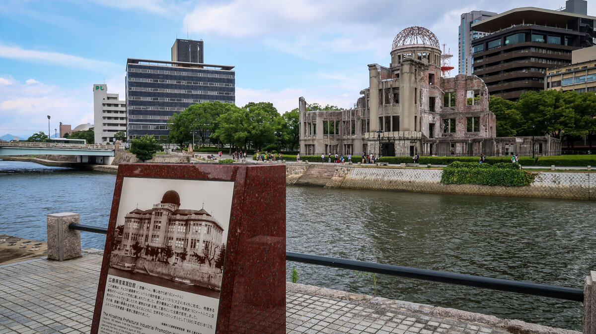 Things to Do in Osaka Japan Day Trip to Hiroshima Atomic Bomb Dome