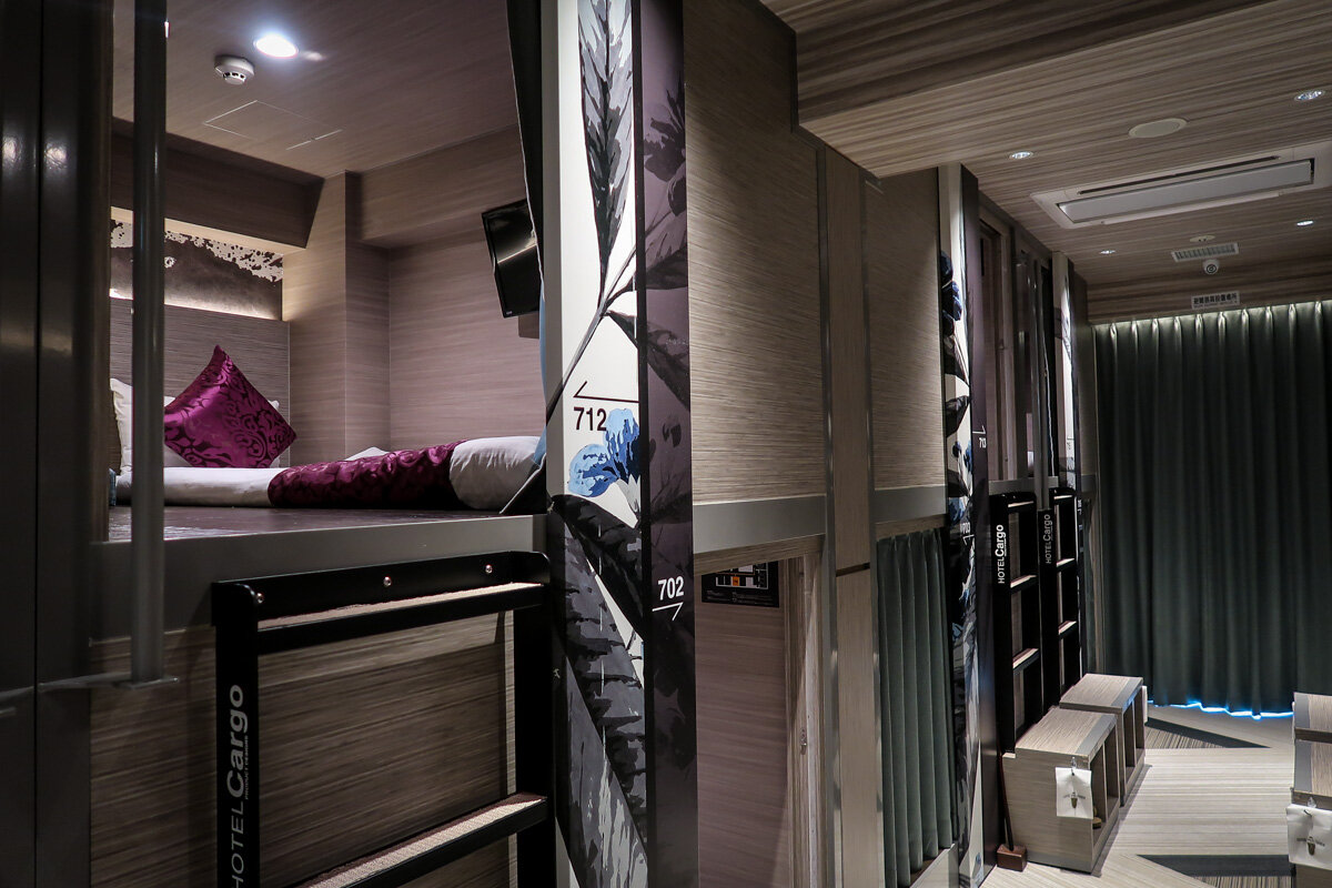 Things to Do in Osaka Capsule Hotel