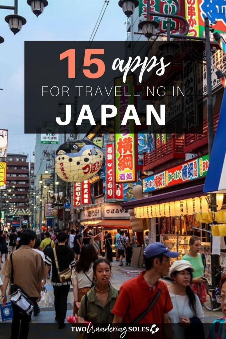 Japan Travel Apps