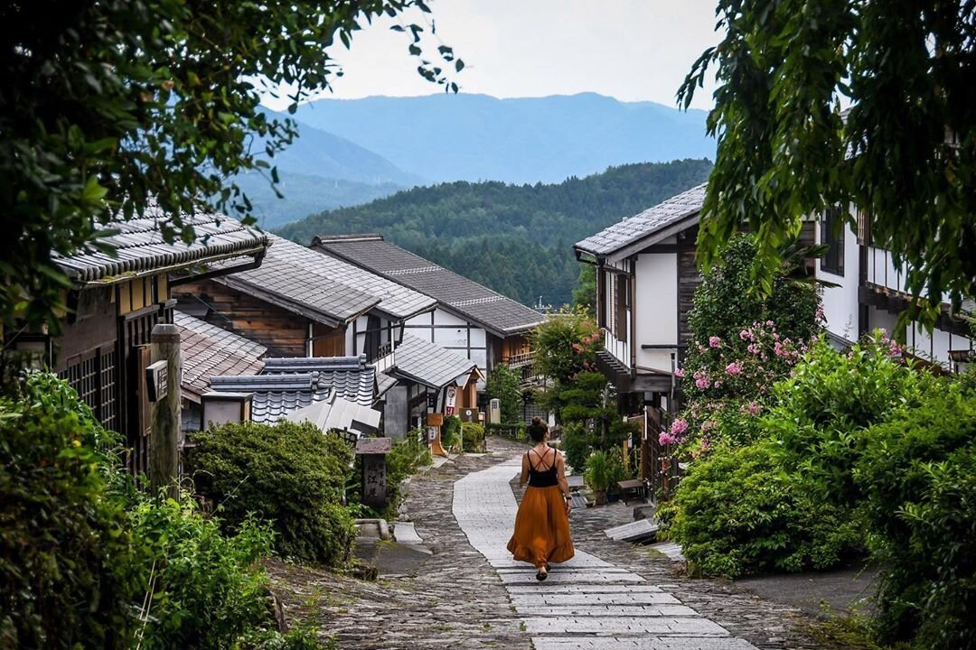 Travel Blog Income Report Q3 Historic Walkway