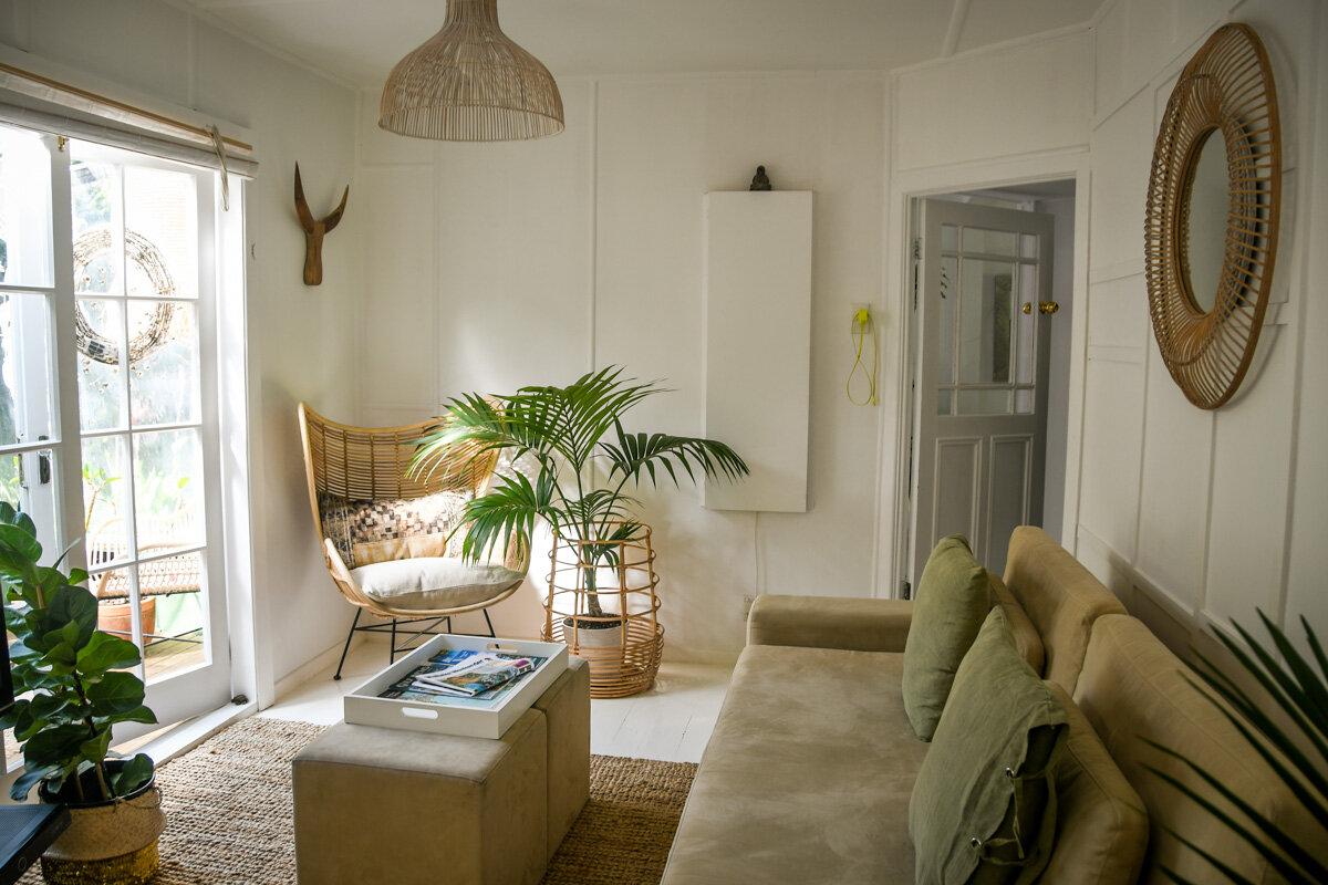 Our cozy Airbnb Stay on Waiheke Island, New Zealand