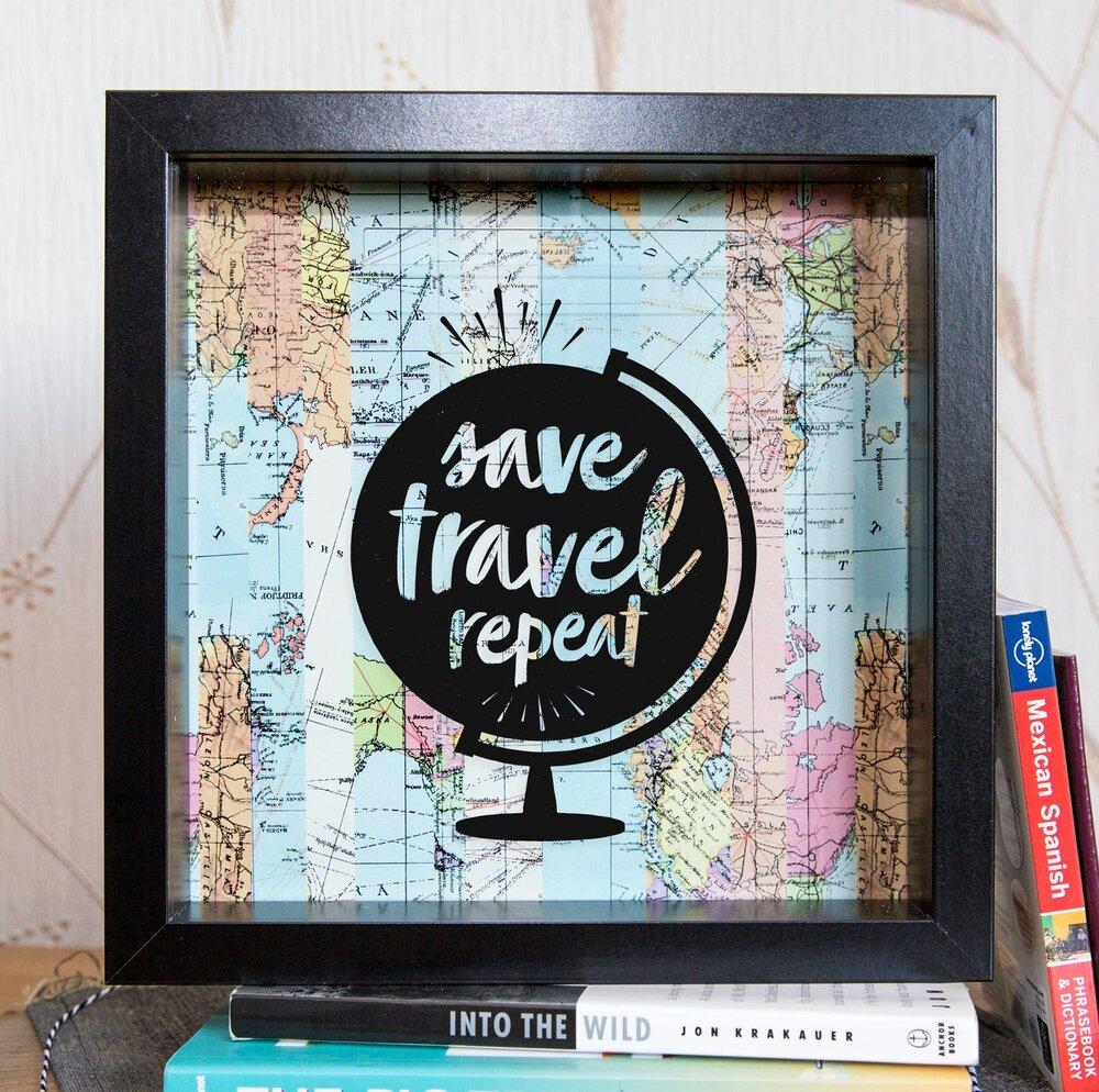Unique Travel Gifts | Adventure Fund Piggy Bank