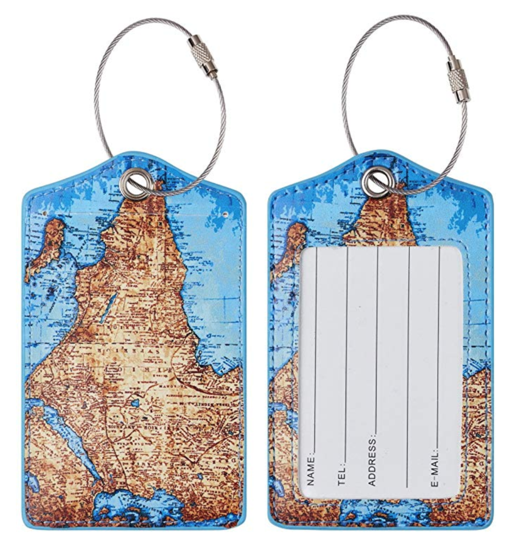 Unique Travel Gifts | Luggage Tags