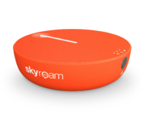 Unique Travel Gifts | Skyroam Wifi Hotspot