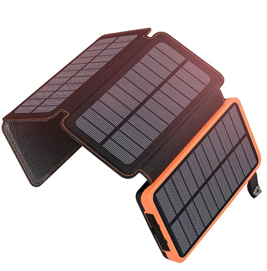Unique Travel Gifts | Solar Power Bank