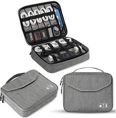 Unique Travel Gifts | Zero Grid Electronics Organizer
