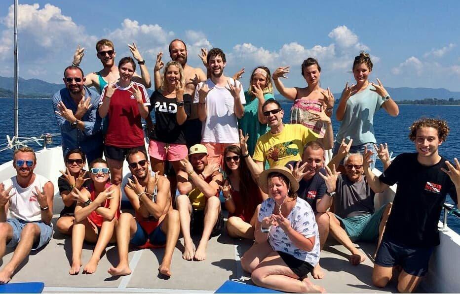 Liveaboard Diving Trip | Wicked Dive Similan Islands Liveaboard