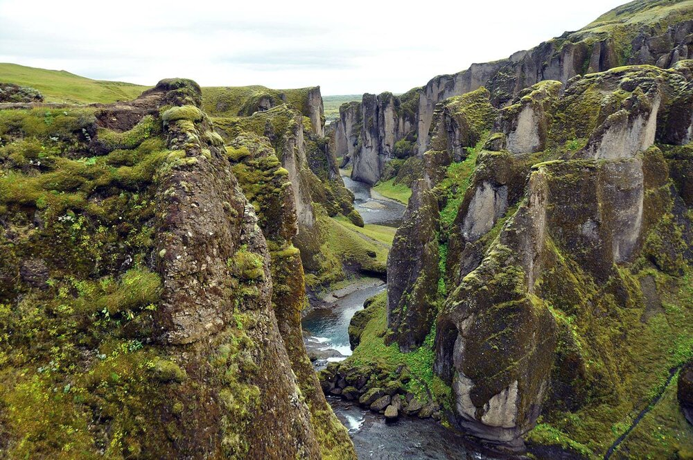 Best Time to Visit Iceland | Fjarargljufur Iceland