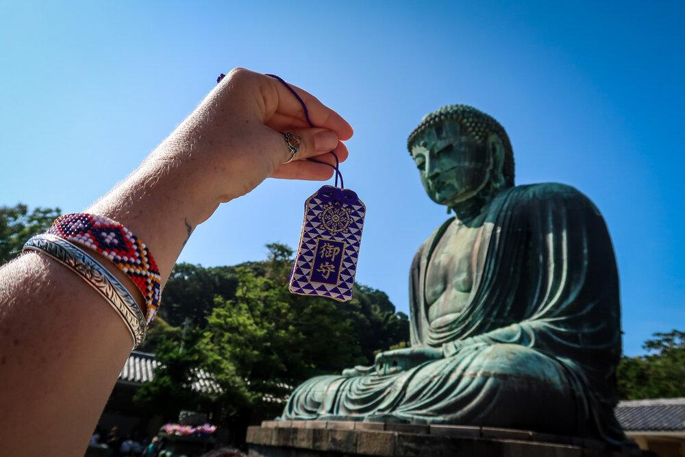 Japan Souvenirs Charm Omamori