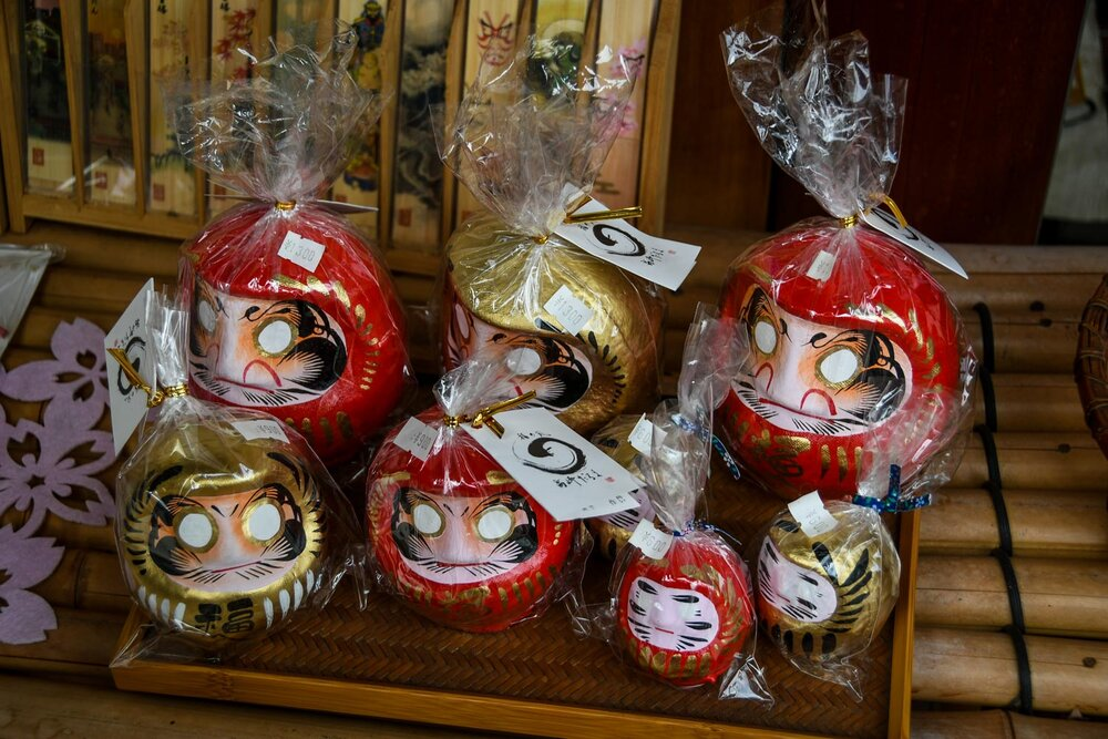 Japan Souvenirs Daruma Doll