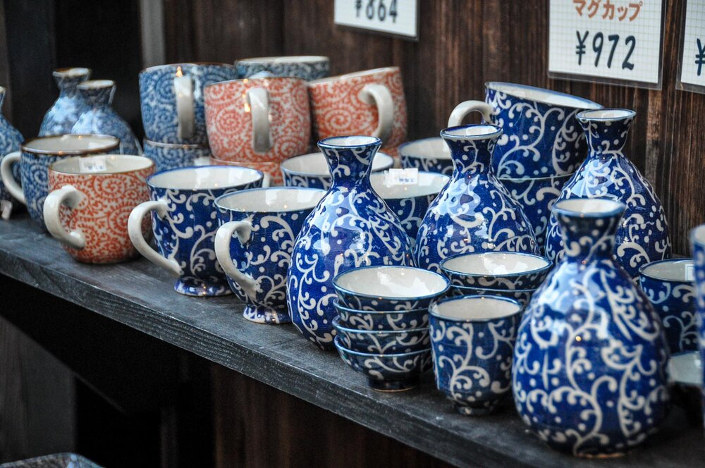 What to Buy in Japan Ceramics Bowls and Cups