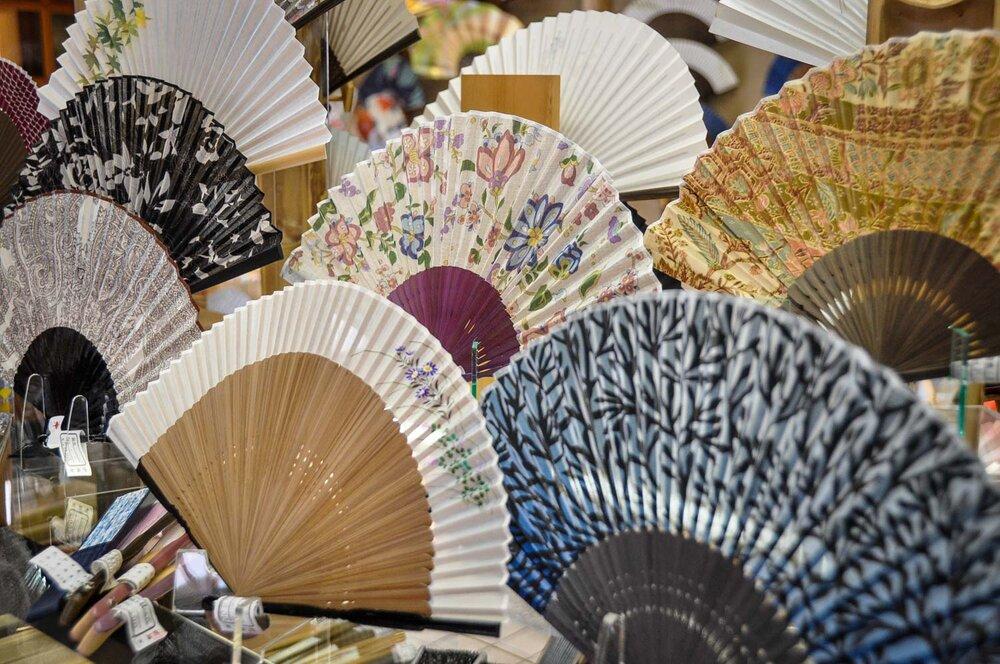 Japan Souvenirs Japanese Fans