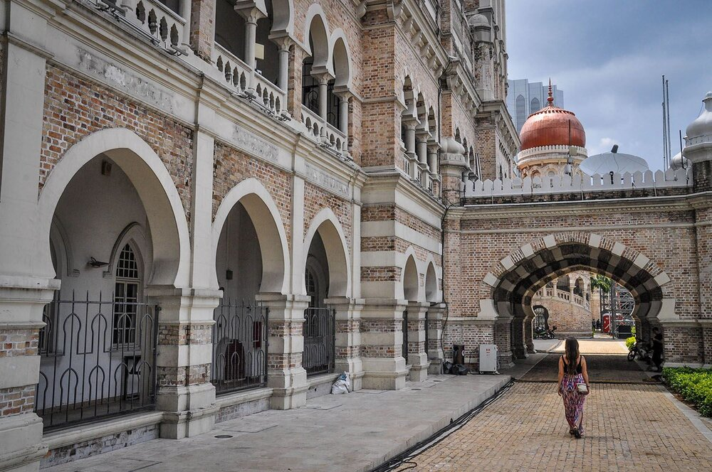 Things to do in Kuala Lumpur | Walking tour of the architecture in the city