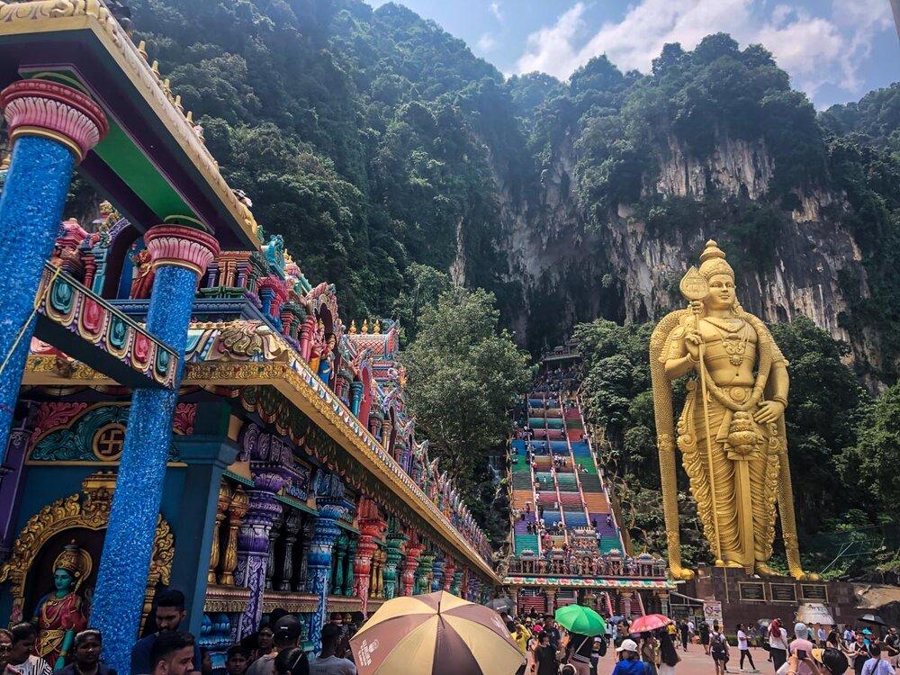 Things to Do in Kuala Lumpur | Batu Caves & Dark Cave