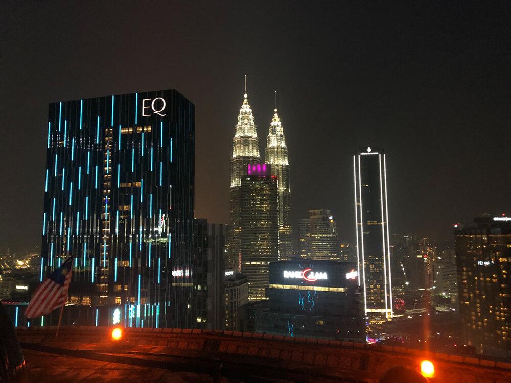 Things to Do in Kuala Lumpur | Petronas Towers at Night