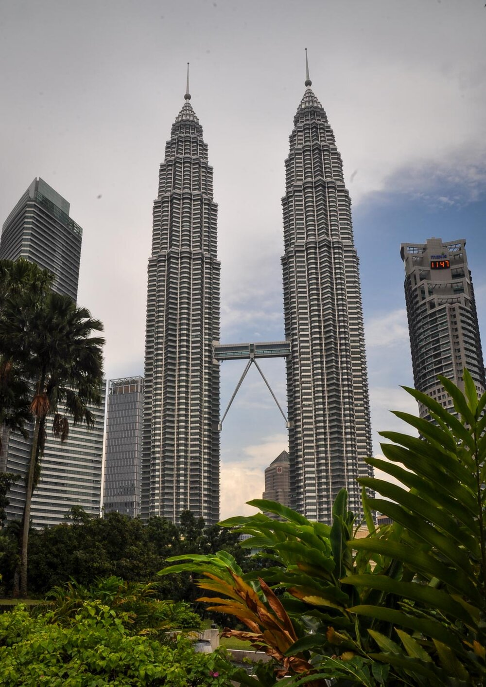Top Things to Do in Kuala Lumpur View from KLCC Park
