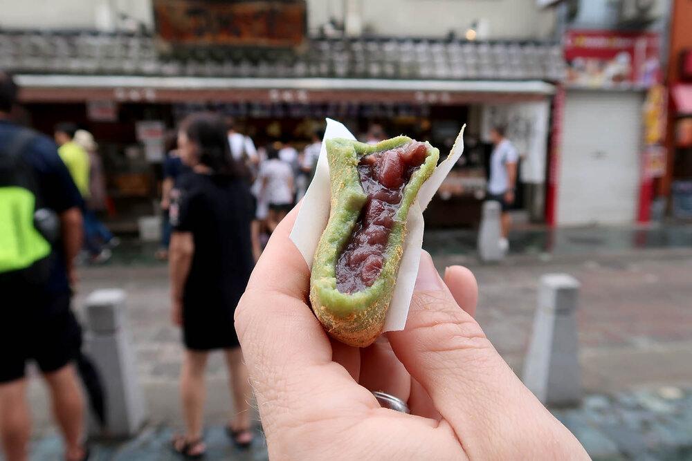 Japan Souvenirs Japanese Sweets Manju